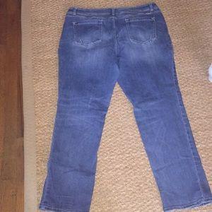 INC International Concepts Jeans - inc jeans size 18